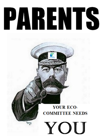 Eco Parent Helpers Poster